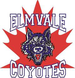 Logo for Elmvale Minor Hockey Association