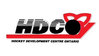 Logo for HDCO - Hockey Development Centre for Ontario
