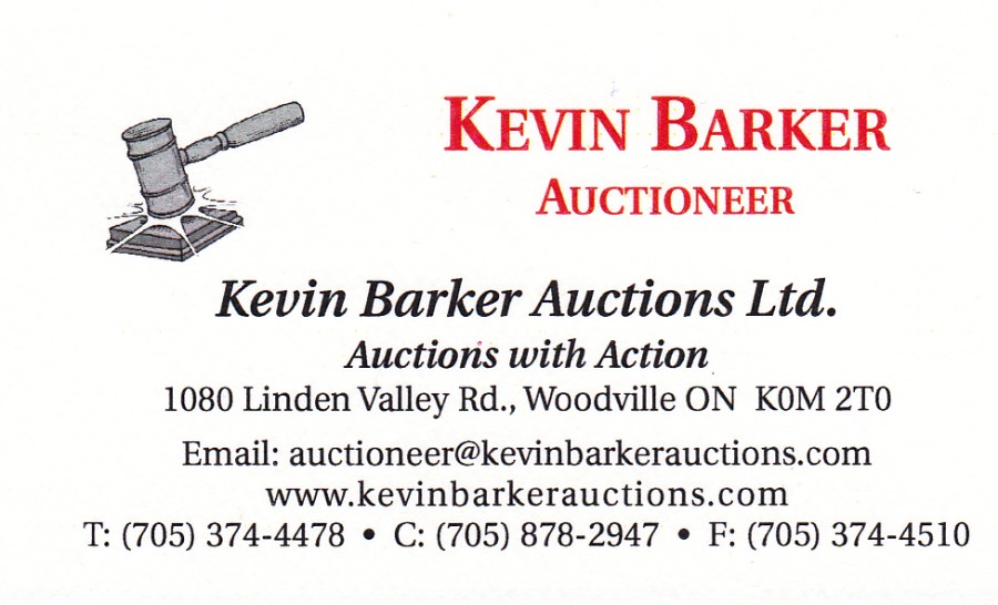 Kevin Barker Auctions