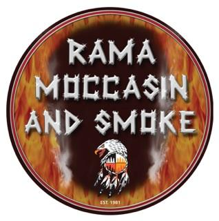 Rama Moccassin and Smoke