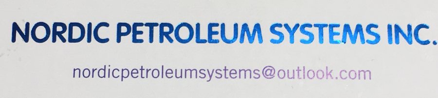 Nordic Petroleum Systems Inc