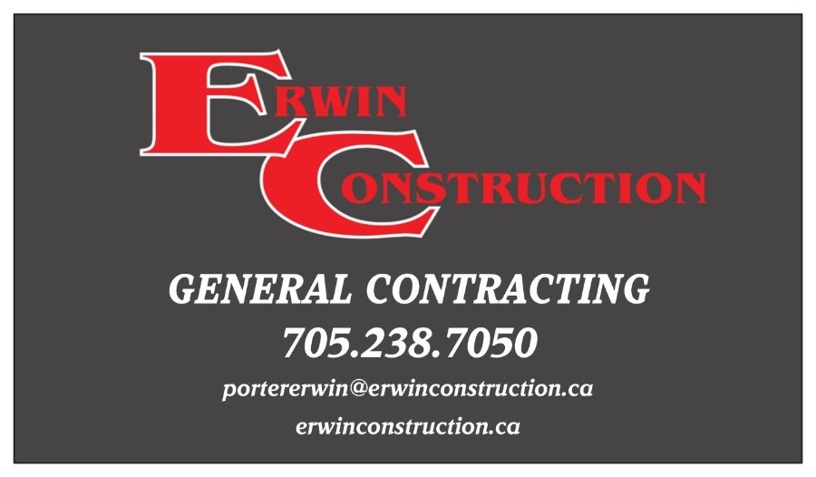 ERWIN CONSTRUCTION